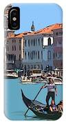 Main Canal Venice Italy IPhone Case