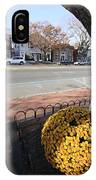 Main Street East Hampton New York IPhone Case