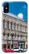 Main Street Usa IPhone Case