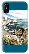 Maine Attraction IPhone Case