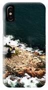 Maine Lighthouse IPhone Case