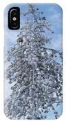 Maine Winter 2013  IPhone Case