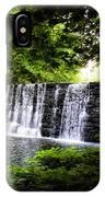 Mainline Waterfall IPhone Case