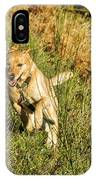 Maisie - Boundless Energy IPhone Case