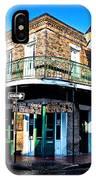 Maison Bourbon - New Orleans IPhone Case