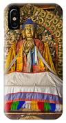 Maitreya Buddha Erdene Zuu Monastery IPhone Case