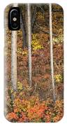 Majestic Autumn In The Grand Tetons IPhone Case