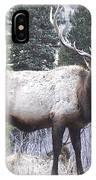 Majestic Elk IPhone Case