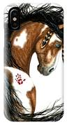 Majestic Horse #106 IPhone Case
