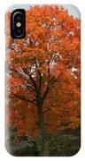 Majestic Maple IPhone Case