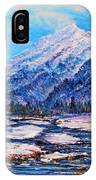 Majestic Rise - Natural IPhone X Case