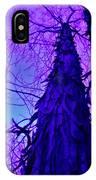 Majestic Tree Of Wild Texture IPhone Case