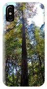 Majestic Trees IPhone Case