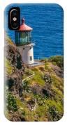 Makapu'u Point Lighthouse IPhone Case