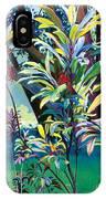 Makawao Peacock IPhone Case