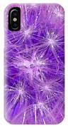 Make A Wish In Purple IPhone Case