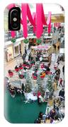 Mall Before Christmas IPhone Case