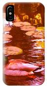 Mallard Duck On Pond 3 Square IPhone Case