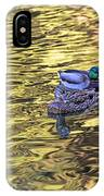 Mallard Pair IPhone Case