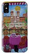 Mallorca, Spain, 2012 Acrylic On Canvas IPhone Case