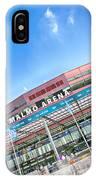Malmo Arena 01 IPhone Case