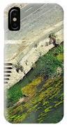 Man Vs Nature IPhone Case