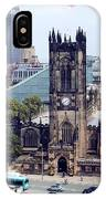 Manchester Cathedral IPhone X Case