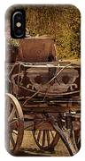 Mancos Flower Wagon IPhone Case