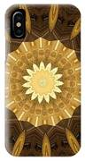 Mandala 014-1 IPhone Case