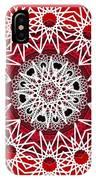 Mandala 014-3 IPhone Case