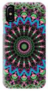 Mandala 33 IPhone Case