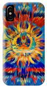 Mandala Amitayus Buddha IPhone Case