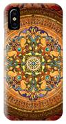 Mandala Arabia Sp IPhone Case