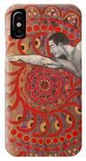 Mandala Dance IPhone Case