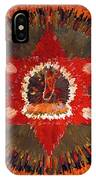 Mandala Naro Khechari IPhone Case