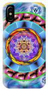 Mandala Wormhole 101 IPhone X Case
