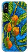 Mangoes Delight IPhone Case