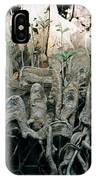 Mangrove Aerial Roots IPhone Case