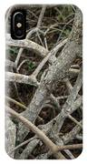 Mangrove Roots 1 IPhone Case