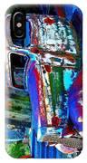 Manipulated Truck IPhone Case
