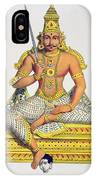 Mannarsouvami, Engraved By De Motte IPhone Case