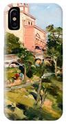 Mansion Of King Zogu  IPhone Case