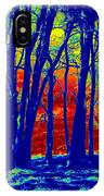 Many Trees II IPhone Case