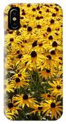 Many Yellow Blooms IPhone Case