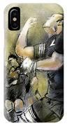 Maori Haka IPhone Case