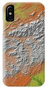 Map Of Southern Appalachia IPhone Case