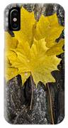 Maple-leaves IPhone Case