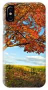 Maple Moon 2 IPhone Case