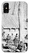 Maple Sugar Party, C1900 IPhone Case