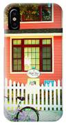 Maple View Manor IPhone Case